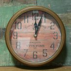 ロンドンブリッジステーション Station Clock 掛け時計 ステーションクロック