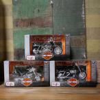 ハーレーダビッドソン バイク インテリア 1/18 Maisto オートバイ Harley-Davidson
