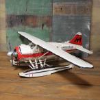 ブリキのおもちゃ 飛行機 水上飛行機 HARBOUR AIR