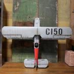 ブリキのおもちゃ 飛行機 複葉機 C150