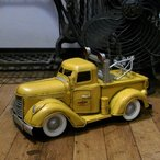 ペンズオイル レッカー車 ブリキのおもちゃ ペンゾイル ブリキの自動車