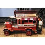 ブリキのおもちゃ ロンドン バス 自動車