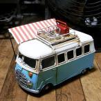 ワーゲンバス ブリキのおもちゃ フォルクスワーゲン 自動車 バス