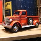 ブリキのおもちゃ ピックアップトラック レトロ自動車