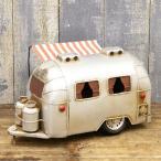 エアストリーム ブリキのおもちゃ 自動車 キャンピングトレーラー