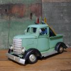 ブリキのおもちゃ サーフトラック 自動車 ヴィンテージミニカー