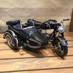 ブリキのおもちゃ バイク サイドカー BMW