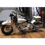 ブリキのおもちゃ ハーレーポリス バイク ハーレーダビッドソン