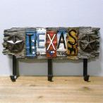 テキサス トリプル フック ハンガー 3連 ウォールハンガー