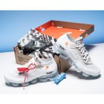 ※代引き不可 OFF-WHITE × NIKE AIR VAPORMAX FK