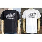 CYCLE ZOMBIES サイクルゾンビーズ CZ-MPSS-076 『 GRAVE SITE 』 S/S T-SHIRT Tシャツ 半袖