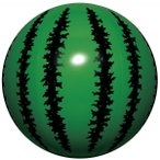 スイカボール ビーチボール ビーチバレー 25cm