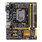 ASUSTeK B85M-G B85チップセット搭載Micro ATXマザーボード LGA1150ソケット対応
