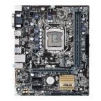 ASUS H110M-A/M.2 M.2slot搭載、LANチップがIntelI219Vに Intel H110チップセット対応microATXマザーボード DDR4メモり対応