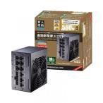 玄人志向 STANDARDシリーズ 80 PLUS GOLD認証 550W KRPW-GK550W/90+ ケース用電源