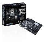 ASUS PRIME Z370-P [ATX/LGA1151/Z370搭載] Coffee Lake対応マザーボード スタンダードモデル