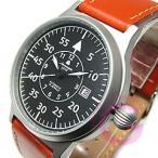 Aeromatic 1912(エアロマティック 1912) A1143 レトロパイロット 自動巻き レザーベルト ドイツミリタリー メンズウォッチ 腕時計