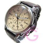Aeromatic 1912(エアロマティック 1912) A1258 クォーツ レトロパイロット リューズガード ドイツミリタリー メンズウォッチ 腕時計 【あすつく】