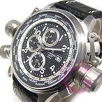 Aeromatic 1912(エアロマティック 1912) A1328 GMT ワールドツアー 3リューズ アラームクロノグラフ ドイツミリタリー メンズウォッチ 腕時計