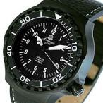 Aeromatic 1912(エアロマティック 1912) A1388 自動巻き ダイバーズモデル 20気圧防水 IPブラック ドイツミリタリー メンズウォッチ 腕時計