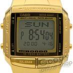 CASIO DATA-BANK(カシオ データバンク) DB360G-9A/DB-360G-9A ゴールド 海外モデル メンズ チープカシオ 腕時計【あすつく】