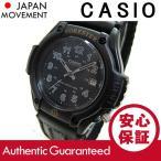 CASIO (カシオ) FORESTER/フォレスター FT-500WC-1B ミリタリー ナイロンベルト キッズ・子供にオススメ! かわいい! メンズウォッチ 腕時計 【あすつく】