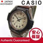 CASIO(カシオ) FORESTER/フォレスター FT500WVB-5BV ミリタリーナイロンベルト キッズ・子供にオススメ! かわいい! メンズウォッチ 腕時計