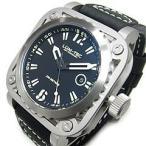 【世界限定150本】 LUM-TEC (ルミテック) G2 Gシリーズ ロンダクォーツ搭載 レザーベルト ホワイト メンズウォッチ 腕時計