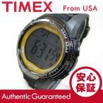 【大特価セール品】Timex (タイメックス) T5K803 マラソン ラバーベルト ブック×イエロー メンズウォッチ 腕時計【あすつく】