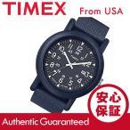 TIMEX (タイメックス) TW2P62600 OVER SIZE CAMPER/オーバーサイズ キャンパー ナイロンベルト ネイビー メンズウォッチ 腕時計