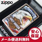 ZIPPO (ジッポー) 29499 ハーレーダビッドソン Mazzi オイルライター レギュラーサイズ ブラッシュ シルバー【あすつく】