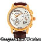 グラスヒュッテ・オリジナル Glashutte PanoGraph 手巻き K18  61-03-25-15-04  中古 腕時計