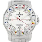 Corum Admiral's Cup コルム アドミラルズカップ 自動巻 メンズ 腕時計 982.630.20 中古