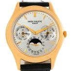 Patek Philippe Grand Complications パテック フィリップ グランド コンプリケーション K18 カレンダー月齢ムーンフェイズ 3940 中古 腕時計