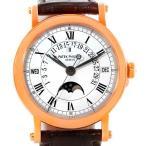 Patek Philippe Perpetual Calendar Retrograde パテック フィリップ グランド コンプリケーション パーペチュアル  K18 ローズゴールド 5059R  中古 腕時計