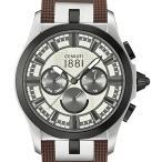ショッピング文字盤カラー CERRUTI 1881 チェルッティ1881 電池式クォーツ 腕時計 メンズ CRA076SB07 44mm文字盤マルチカラー(柄) 並行輸入品 卒業祝い/入学祝い/合格祝い/就職祝い