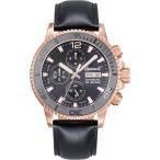 Ingersoll インガソール/インガーソル 自動巻き(手巻き機能あり) 腕時計 メンズ ケース幅:44mm 品番:IN1105RBK