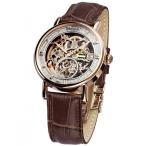 腕時計 メンズ 送料無料 Ingersoll インガーソル インガソール IN1918RSL Skelettuhr 40mm