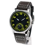 NOLOGO ノーロゴ 手巻き機械式腕時計 NL-062S3ML