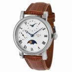 メンズ腕時計 PARNIS パーニス 機械式 手巻き GMT PN-120S5ML