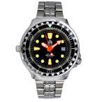 トーチマイスター Tauchmeister ダイバーズ1000m防水 正規代理店 メンズ 腕時計 ダイバーズ ダイバー時計 T0078M