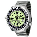 セール対象品 トーチマイスター Tauchmeister ダイバーズ1000m耐水圧 GMT 正規代理店 メンズ 腕時計 ダイバーズ ダイバー時計 T0104MIL