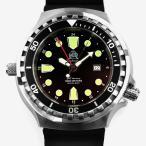 トーチマイスター Tauchmeister ダイビング 正規代理店 メンズ 腕時計 ダイバーズ ダイバー時計 T0266