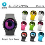 ZIIIRO Gravity One 正規代理店 ジーロ グラビティ ワン 10 Color 誕生日プレゼント/入学祝い 腕時計 メンズ