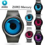 ZIIIRO ジーロ Mercury 腕時計 正規代理店 6COLOR 送料無料