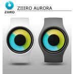 ZIIIRO Aurora 正規代理店 ジーロ オーロラ 卒業祝い/入学祝い 腕時計 メンズ レディース