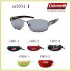 coleman コールマン 偏光サングラス co3054-1 サングラスケース セット販売