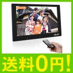 YOHOOLYO デジタルフォトフレーム 10.1インチ 1280x800解像度 32GBSDカード対応 IPS広視野角 人感センサー 縦横自動変換
