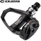 【あすつく】EXUSTAR エグザスター E-PR200BK ロードLook Keo応ペダル クリート付属  ge1212