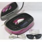 家庭用脱毛器ケノン ke-non Ver.6.0 ピンク ラージカートリッジ付属